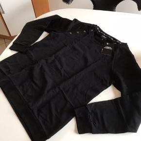 Smuk ny bluse super lækker og er super behagelig at have på 😊😊😊