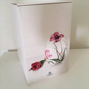 Den smukke Jubilæums Bonbonniere fra RC sælges.  Motiv: Tulipan  Årstal: 2015  1'sortering  Ubrugt i kasse.  Fast pris / ingen bytte