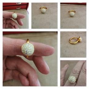 Julie Sandlau Multipave ring sælges