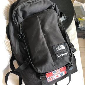 Supreme x TNF ss14 Expedition backpack  Vildt sjælden