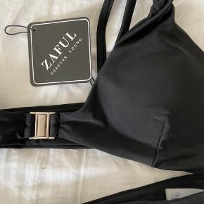 Super fin bikini fra Zaful, aldrig brugt Underdelen er solgt:)