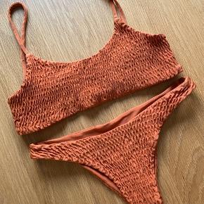 Super flot bikini! Sidder så godt :) str small. Brugt 1-2 gange