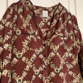 Smuk skjorte fra culture i perfekte efterårs farver