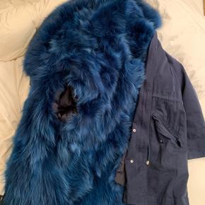 Smuk vaskebjørnsjakke står som ny 🥰💫😂