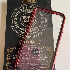 Fint magnetisk cover, dækker hele telefonen. Passer til IPhone 11 Pro Luphie - All around protection Bytter ikke