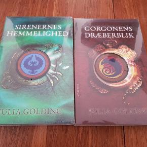 Ny og ulæst bogserie. Sælges kun samlet.  Prisen er fast.
