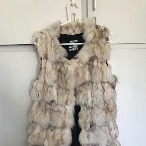 Just Female pels- & skindjakke