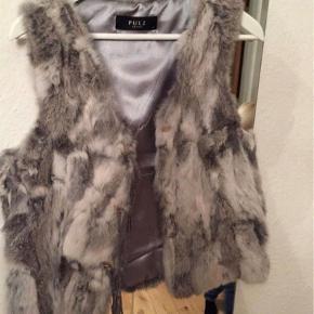 Pulz pels- & skindjakke