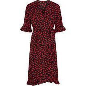 Brand: Co'couture Varetype: Kjole Farve: Sort/rød Oprindelig købspris: 899 kr.