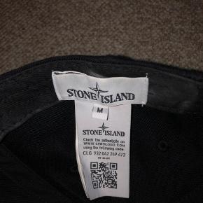 Stone Island kasket sort  Ingen flaws