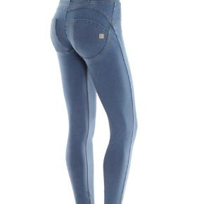 Helt nye WR.UP® High Waist Denim Lys (J4Y) str. 36/S. Nypris 1098kr