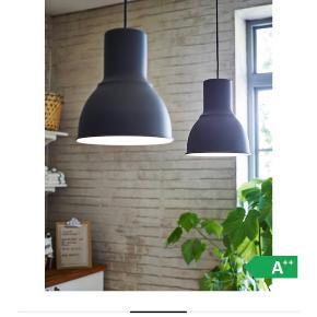 2 stk IKEA lamper sælges. Nypris 149,- pr stk.