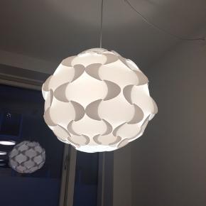 Rigtig fin IKEA loftslampe. Købt for 399kr sælges for 80kr