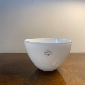 Holmegaard porcelæn