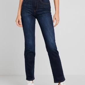 Slim fit jeans med High waisted  30/32