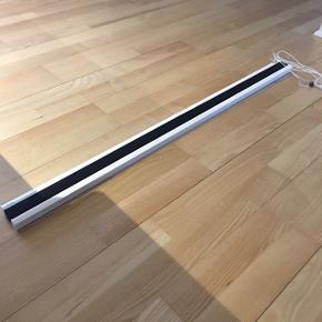 Mørklægningsplissé fra Faber 94 x 120 cm Sort Har tre stk. - Prisen er pr. stk.