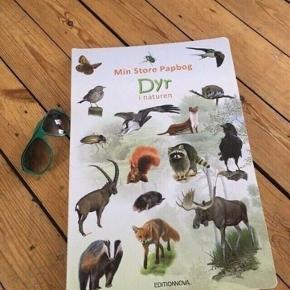 Min store papbog Dyr i naturen  - fast pris -køb 4 annoncer og den billigste er gratis - kan afhentes på Mimersgade 111 - sender gerne hvis du betaler Porto - mødes ikke andre steder - bytter ikke