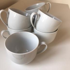 7 kaffekopper