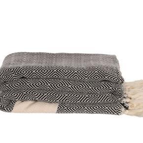 Sengetæppe/plaid fra Algan i str 200 x 240cm Bytter ikke