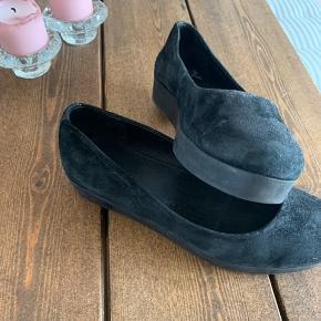Fine plateau sko fra Bianco - skal af med dem, så de sælges billigt!