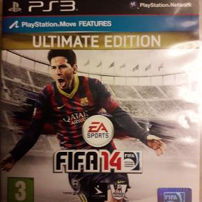 PS3 FIFA14  Se også vores andre spil til salg på sidste billede...