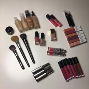 Blandet makeup Byd