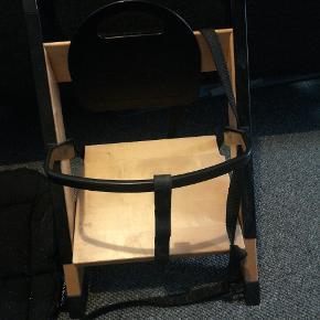 Brugt handy seat, med fnuller på sædet, ellers fin