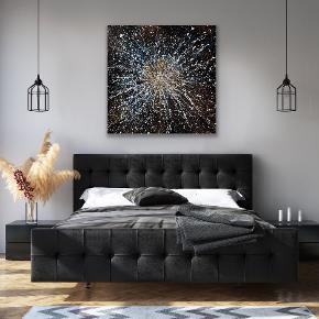 80 x 80 cm  Fra Dalgaard Art