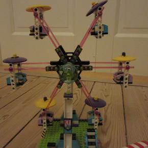 Lego Friends Tivoli - 41130.  Dog uden samlevejledning - sælges derfor for kun 275 kr. pp, men KUN via Mobilepay.