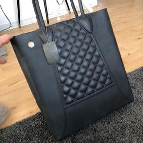 Black plastic bag from Retro, in good condition.