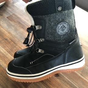 Zigzag støvler