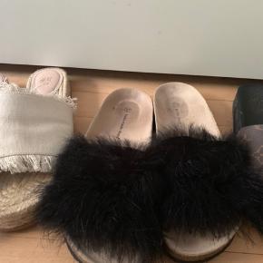 Bella Moda vaskebjørns espadrilles