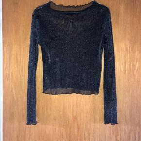 Mesh bluser med glimmer 🌸 Brugt to gange  #30dayssellout