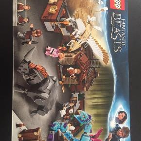 Helt ny Lego Fantastic Beasts 75952