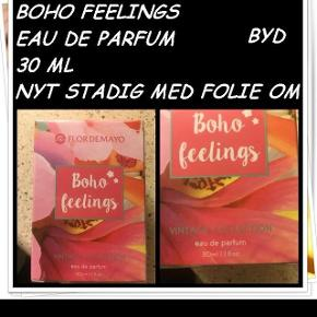 Boho feelings eau de parfum 30 ml nyt stadig med folie om byd