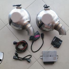 Activa sound boster für bmw x6 E71 normal preiss ist 3600fr