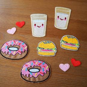 Patches, 2 kr. Stk