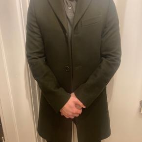Sibin Linnebjerg frakke