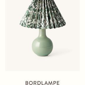 Sælger denne fine lampe som jeg fik i fødselsdagsgave, men som jeg desværre ikke har plads til. Den kan afhentes i Brenderup ellers så sender jeg gerne, men køber betaler fragten. BYD GERNE