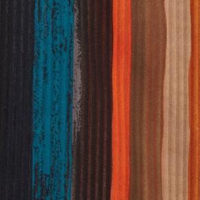 Zenza tunic fra Pulz Super flot stribet skjorte fra Pulz i skønne brændte farver. Den er med v-hals og skjulte knapper samt har lange ærmer. Skjorten har en længde til midt på låret, og er lidt længere bagtil end foran. En skøn og lækker skjorte, som er perfekt til både hverdag og fest. Stadig i butikkerne, brugt få gange NP: 600,-