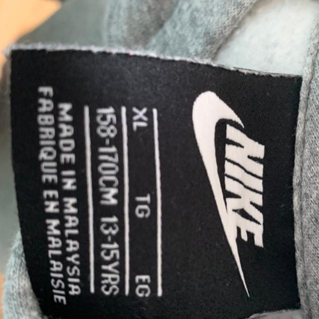 nike sportswear ya76 brushed fleece hættetrøje