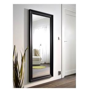 Hemnes spejl fra IKEA  Fejler ingenting   74x165