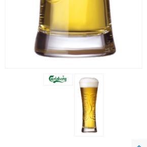 Har 5 kasser med 6 stk. 25cl Carlsberg glas, aldrig været brugt.  Sælges samlet