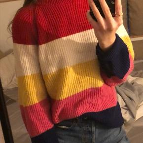 Super lækker sweater fra Mads Nørgaard, sælger da jeg dsv ikke får den brugt. Np er 600, BYD gerne. Kan ikke huske størrelsen men den passer en x-small - small:)