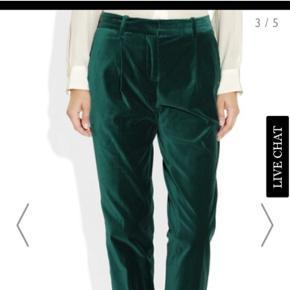 Malene Birger velour bukser str 42
