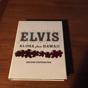 ELVIS Aloha from HawaiiDeluxe edition DVD