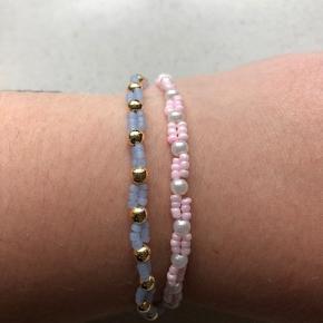 Hjemmelavede armbånd Kan laves med andre farver