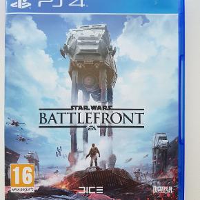 Star wars battlefront ps4 spil