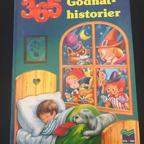 Retro bog fra 1990 med 365 små søde godnathistorier en til hver dag hele året rundt som passer til årstiderne