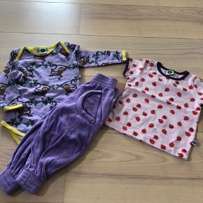 Småfolk andet tøj til piger